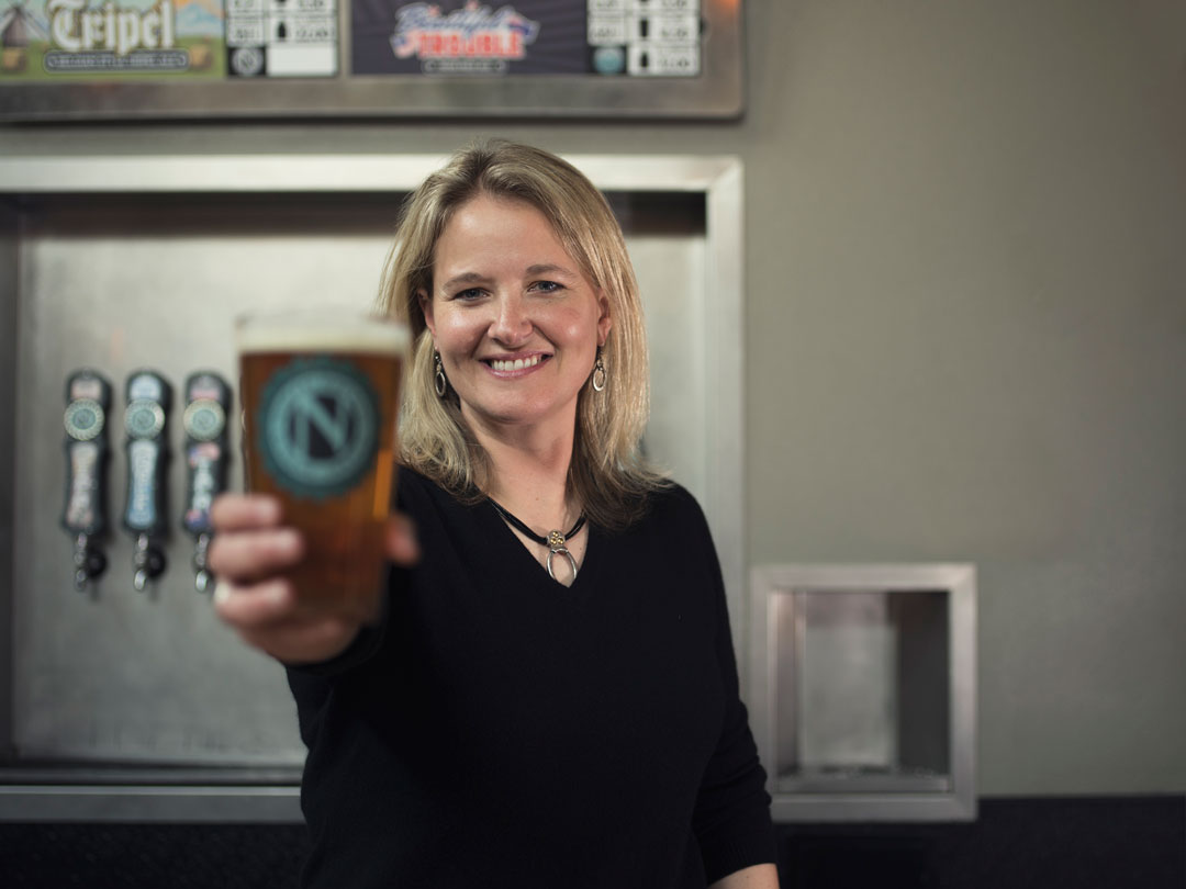 Cheryl Collins to Depart Ninkasi Brewing Company