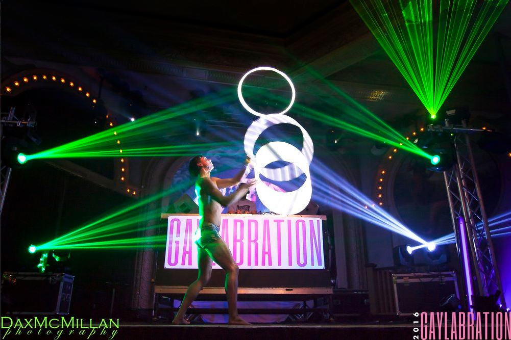 Celebrate Portland Pride at the Ultimate Dance Party: Gaylabration!