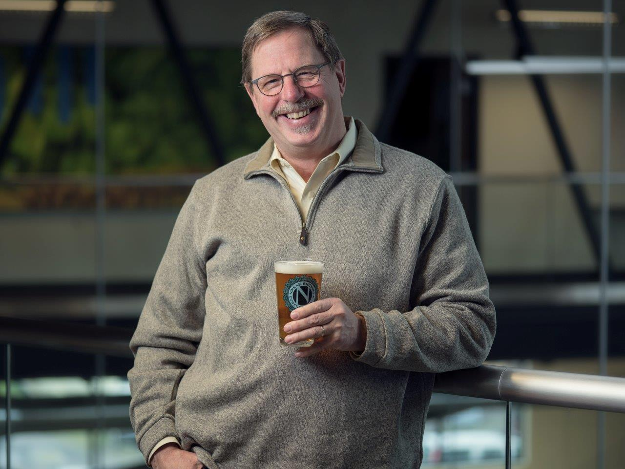 Ninkasi Brewing Company Names Marty Compton as National Sales Director