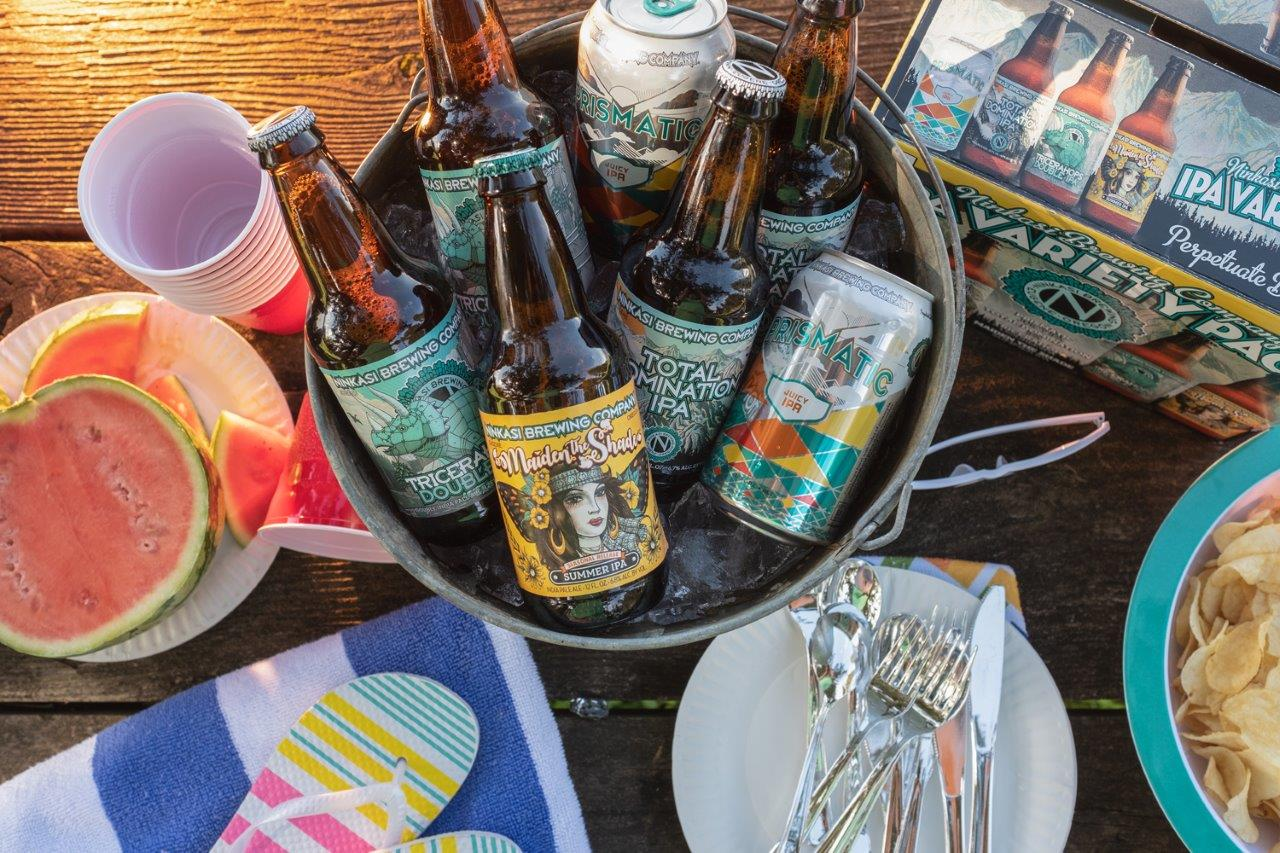 Cheers to Summer with Seasonal Offerings from Ninkasi Brewing Company