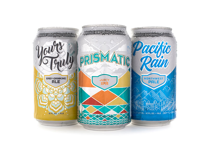 Ninkasi Brewing to Launch Two New Beers, Joining Pacific Rain to Offer Lighter, Flavorful Brews for Evolving Tastes
