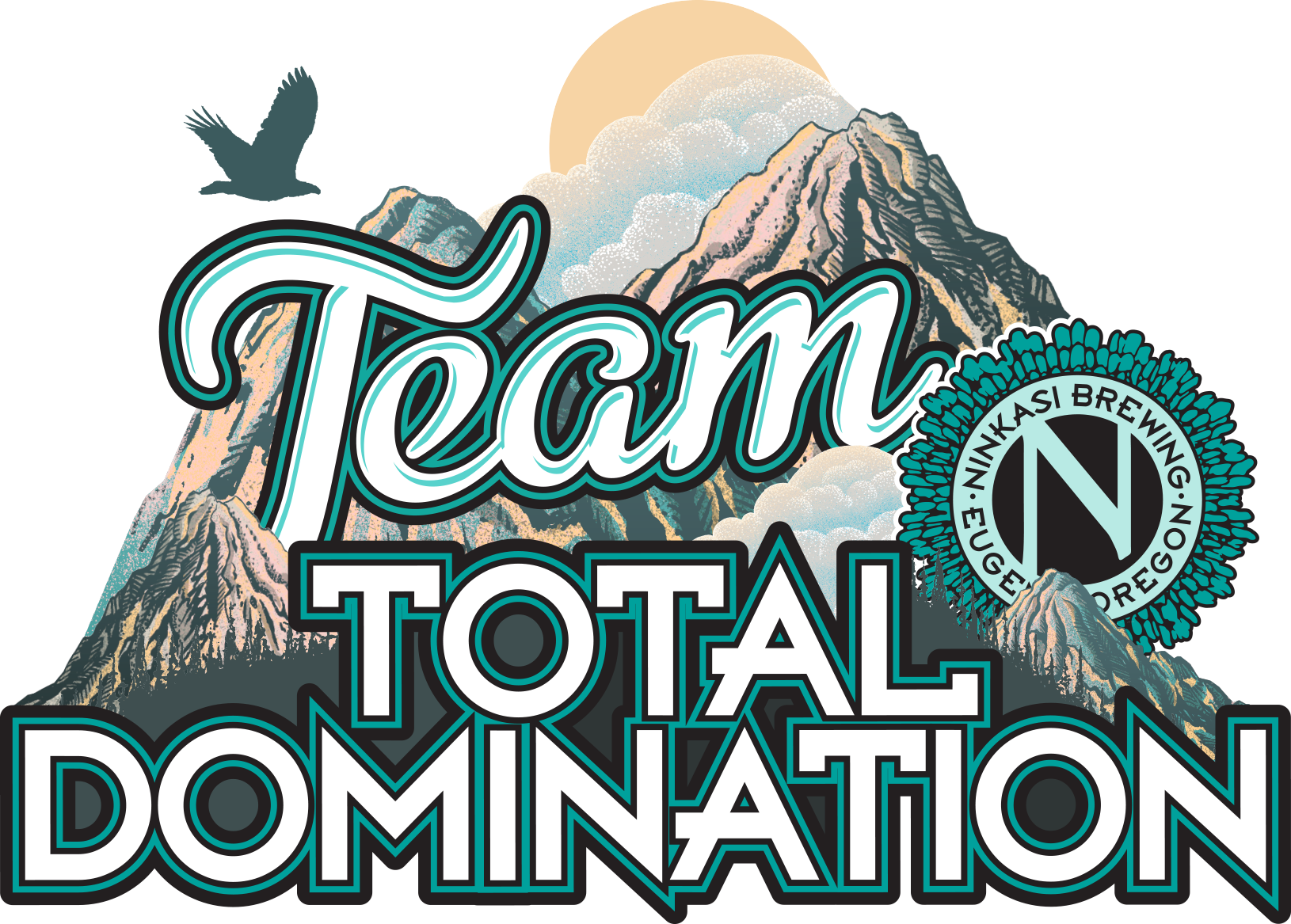 Ninkasi Brewing Company Announces Team Total Domination