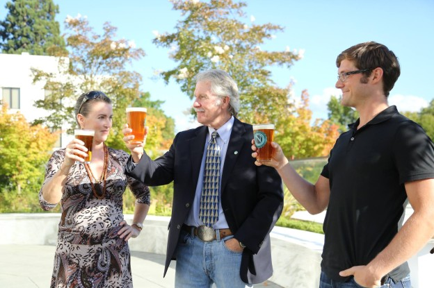 Cheers to Our Growing Industry with Oregon Beer