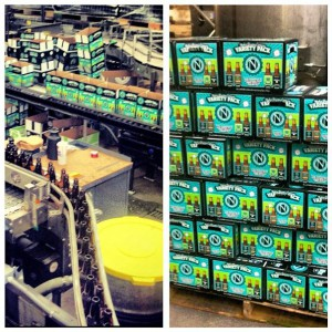 Ninkasi Brewing Company Releases 12oz., 12-Packs